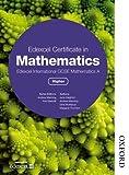 img - for Edexcel Certificate in Mathematics Edexcel International GCSE Mathematics A Higher book / textbook / text book
