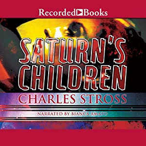 Saturn's Children Audiobook