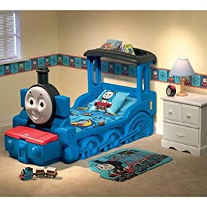 Little Tikes Thomas & Friends Toddler Bed Box