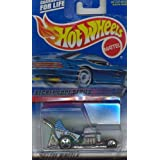 Hot Wheels 2000 046 SILVER/BLUE BABY BOOMER SECRET CODE SERIES 1:64 Scale Die-cast Collectible Car