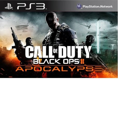 Call of Duty Black Ops II: Apocalypse DLC - PS3 [Digital Code] (Black Ops 2 Season compare prices)