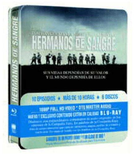 Hermanos de sangre (BR) [Blu-ray]