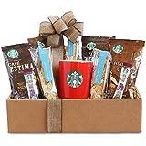 California Delicious Starbucks Coffee Mornings Gift Box, 3.0 Pound