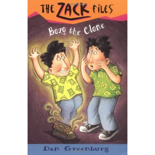 Zack-Files-10-Bozo-the-Clone-Greenburg-Dan-Author-Davis-Jack-E-Illustrat