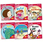 Julia Donaldson Oxford Reading Tree: Level 2: More Songbirds Phonics: Pack (6 books, 1 of each title) (Ort)