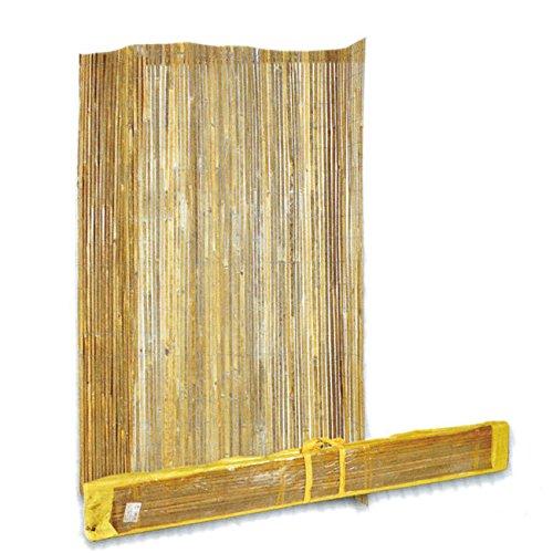Arella arelle canna frangivista beach in bamboo bambu for Cannette di bambu prezzo