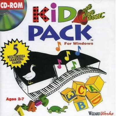 Kid Pack front-810933