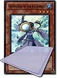 Yu Gi Oh! Single Card(Limited Edition):HA02-EN047 Geomancer Of The Ice Barrier(Super Rare)