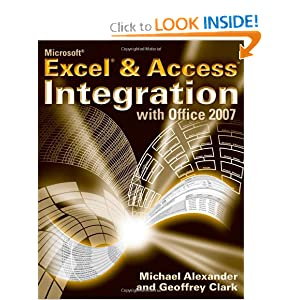 Excel and Access Integration