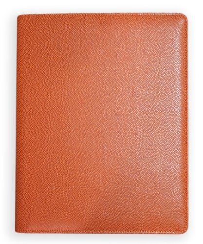 textured-basketball-themed-portfolio-with-notepad-pen-card-holder