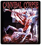 Cannibal Corpse Tomb Of The Mutilated Official Sticker (11cm x 10cm)