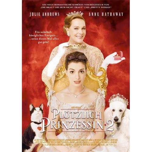 Amazon.com: The Princess Diaries 2: Royal Engagement Movie ...