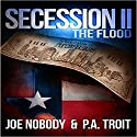 Secession II: The Flood Audiobook by Joe Nobody, P.A. Troit Narrated by Dave Wright