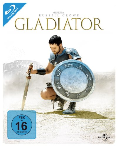 Gladiator - 10th Anniversary Edition - Steelbook [Blu-ray]