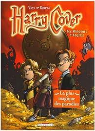 Harry Cover, Tome 2 : Les Mangeurs d'Anglais par Pierre Veys