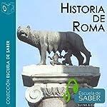 Historia de Roma [History of Rome] | Pedro López Barja de Quiroga