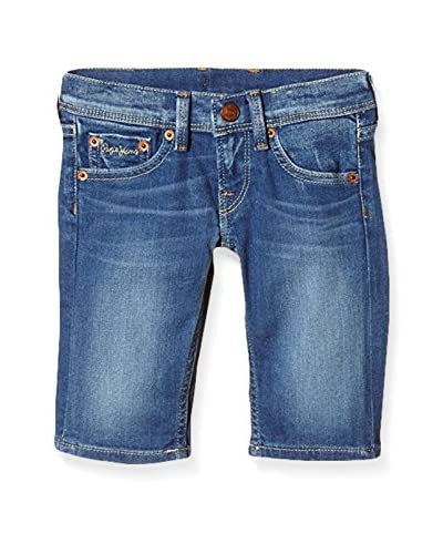 Pepe Jeans Bermudas Denim Becket blue denim