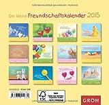 Image de Der kleine Freundschaftskalender 2015