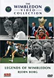 Legends of Wimbledon: Bjorn Borg [DVD] [Import]
