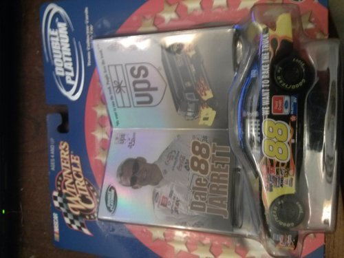 Nascar Winners Circle Double Platinum Series Dale Jarrett#88