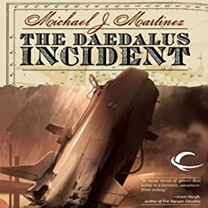 The Daedalus Incident Audiobook