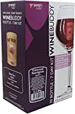 Wine Buddy Cabernet Sauvignon 30 Bottle 7 Day Home Brew Red Wine Making Kit