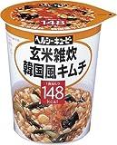 ヘルシーキューピー 玄米雑炊 韓国風キムチ 148kcal