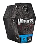 DVD Cover 'Monsters Collection [Blu-ray] [Limited Edition]