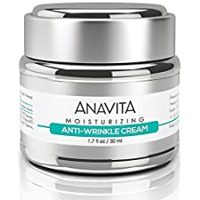 Moisturising ANTI WRINKLE CREAM For Your Face & Neck – HYALURONIC ACID + ARGIRELINE + MATRIXYL – This Peptide Cream has the Best *** Clinically Proven *** Ingredients To Reduce Fine Lines & Deep Wrinkles. All-In-One Night & Day Cream Moisturiser & Anti ..