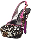 Betsey Johnson Women's Dizzyy Platform Pump