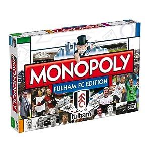 Monopoly Fulham FC edition!