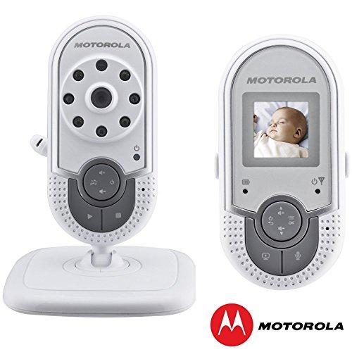 Motorola Digital Audio Baby Monitor front-1059000