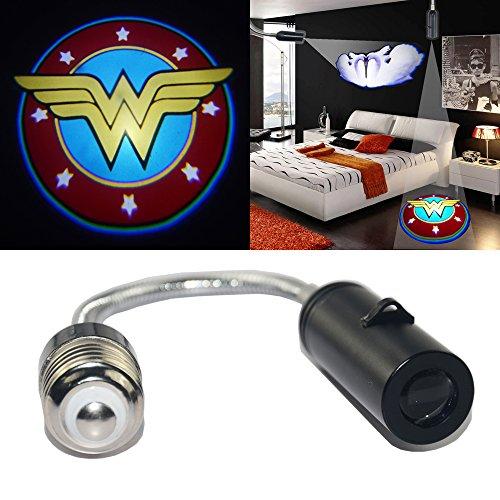 America Wonder women badge logo Night Ceiling