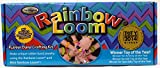 Rainbow Loom ���C���{�[���[�� (�ŐV�p�b�P�[�W�i) �S���o���h�ŃJ���t���u���X���b�g �y���s�A��i�z