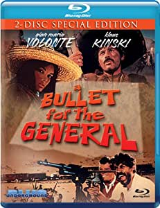 A Bullet for the General (2-Disc Special Edition) [Blu-ray]