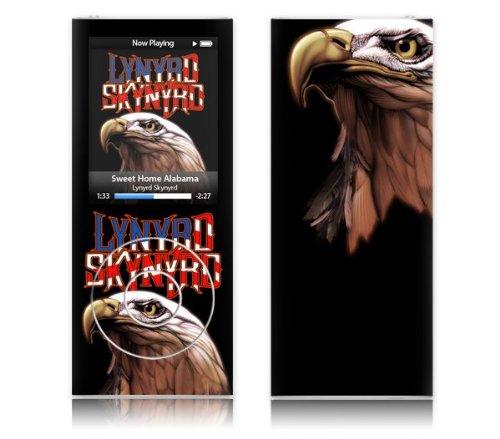 Music Skins Ms-Ls10005 Ipod Nano- 4Th Gen- Lynyrd Skynyrd- Eagle Skin front-151622
