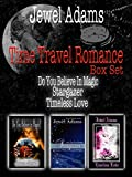 img - for Time Travel Romance Box Set: Do You Believe In Magic?, Stargazer and Timeless Love book / textbook / text book