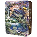 MasterPieces Josephine Wall Tin Mer Angel Jigsaw Puzzle, 1000-Piece