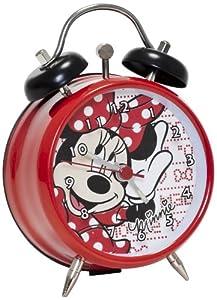 Disney Minnie - Reloj analógico para niña marca Disney Minnie