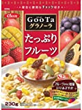 日清シスコ GooTaグラノーラたっぷりフルーツ 230g×8袋