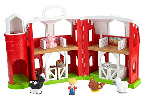 Fisher-Price-Little-People-Animal-Friends-Farm-Toy