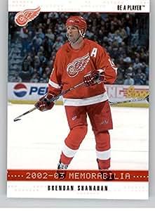 2002-03 BAP Memorabilia Ruby # 23 Brendan Shanahan 160/200