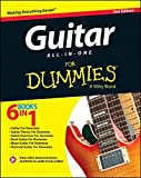 img - for Guitar All-In-One For Dummies, Book + Online Video & Audio Instruction book / textbook / text book