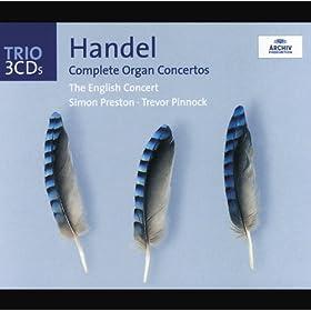 Handel: The Organ Concertos (3 CD's)