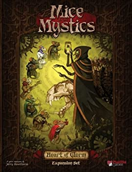 Mice & Mystics: The Heart of Glorm Expansion