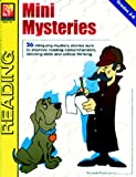 img - for Mini Mysteries: 26 Intriguing Mystery Stories to Improve Reading Comprehension, Listening Skills & Critical Thinking, Grades 3-6 book / textbook / text book