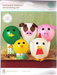 Barnyard Balloon Making Kit By Martha Stewart Create