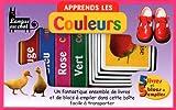 echange, troc Langue au chat - Apprends les couleurs : 5 livres et 5 blocs à empiler