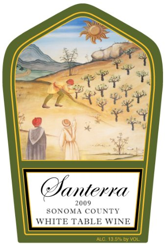 2009 Viansa Winery Santerra White Table Wine