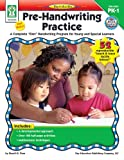 Pre-Handwriting Practice, Grades PK - 1: A Complete